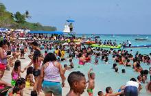 Lagunas contaminadas en Barú amenazan ecosistema de Playa Blanca: Cardique