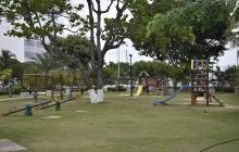 Perro ataca a madre e hijo en parque de Cartagena