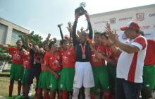 Hegemonía de los clubes locales en el Asefal