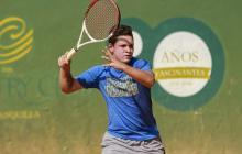 Atlanticenses, por cupos en el Mundial Juvenil de Tenis