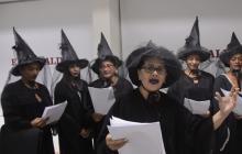 En video | Las diez brujas que 'rezan' para mantener vivo el Carnaval