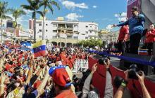 Venezuela: Constituyente adelanta elecciones presidenciales para antes del 30 de abril