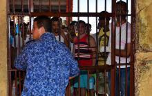 Imagen de referencia. Internos en la Cárcel Judicial de Valledupar.