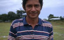 Ciro Galindo, protagonista de la película.