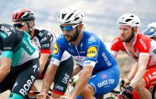 El ciclista colombiano Fernando Gaviria.