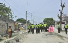 Policía en Cartagena enciende las alarmas ante atentado en Barranquilla
