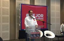 Vargas Lleras anuncia inversión al menos de $200 billones en vías en Córdoba
