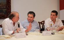 Gobernadores se oponen a que servicio de energía lo preste GNF
