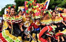 El Carnaval del Suroccidente se vivió desde el bordillo