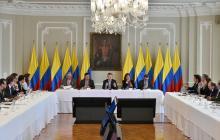 Gobernadores insisten en que llegada de venezolanos al país es masiva