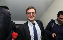 Luis Fernando Andrade es acusado formalmente por el caso Odebrecht