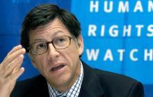 HRW insta a Santos a lograr liberación de 58 colombianos presos en Caracas