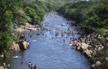 Imprudencia, la mayor causa de que ocurran ahogamientos en el Guatapurí