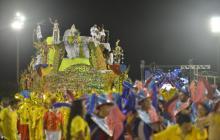 Gran homenaje a Colombia en el Carnaval de Manaos, en Brasil