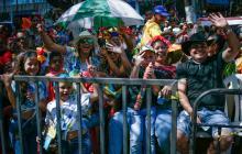'La Conquista' que cerró el Carnaval en el sur