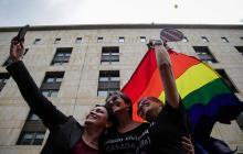 Más de 300 parejas del mismo sexo contrajeron matrimonio civil en Colombia en el 2017