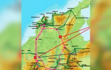 Exclusivo   atentados dejan a la Costa aislada del sistema interconectado nacional
