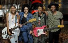 El blues-rock de The New Respect llega a Barranquilla