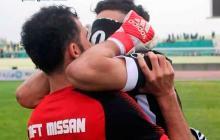 Arquero iraquí ocultó la muerte de su bebé para que lo dejaran jugar el partido