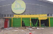 Refuerzan seguridad en Melgar tras saqueos a supermercados ligados con las Farc