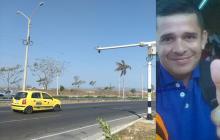 Muere hombre al caer de una camioneta por evitar atraco
