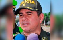 Homicidios, robo de motos y abigeato, entre los retos del nuevo comandante de la Policía del Atlántico