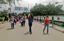 Santos pide a Cidh acciones ante crisis en la frontera