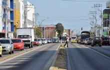 Estos son los cambios viales por obras de canalización en Olaya Herrera con calle 48