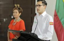 """La insólita declaración del alcalde (e) de Cartagena contra los corruptos: """"Se van a joder"""""""