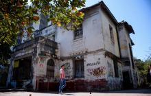Casas abandonadas, otro foco de inseguridad