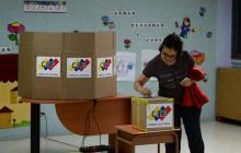 Solo 100.000 venezolanos podrán votar en el exterior