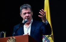 Si se comprueba que Farc delinquieron tras el acuerdo, pierden beneficios: Santos