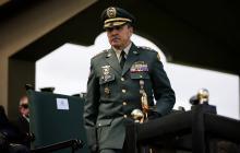 General Ricardo Gómez Nieto, comandante del Ejército Nacional.