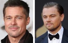 Brad Pitt y DiCaprio, juntos actuarán en 'Once Upon a Time in Hollywood'.