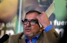 Rodrigo Londoño, candidato a la Presidencia por la Farc.