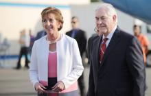 En medio de tensiones, renuncia embajadora de EEUU en México