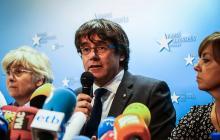 Puigdemont,  a la ofensiva contra España en la ONU