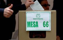 Este lunes arranca votación de Congreso y consultas para colombianos en el exterior