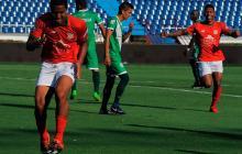 Barranquilla venció 3-1 a Cortuluá en el torneo de ascenso