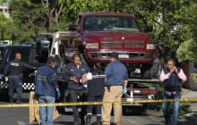 Hallan en México una camioneta con varios cadáveres mutilados