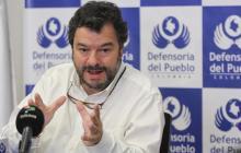 , Carlos Alfonso Negret, defensor del Pueblo.