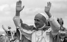 Pablo VI, el primer Papa en visitar Colombia, será canonizado por Francisco
