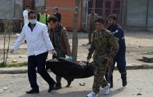Ataque suicida en Kabul deja al menos nueve muertos