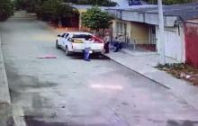Cámara capta homicidio en Aguachica: soldador recibe tiro de escopeta en el rostro
