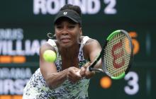 Serena se cita con Venus en Indian Wells