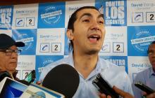 """""""Candidato presidencial que quiera mi apoyo que se comprometa con sacar a Electricaribe"""": David Barguil"""