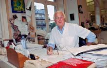 Muere Hubert de Givenchy, ícono de la alta costura