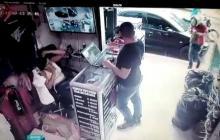Video de atraco sirvió de prueba para encarcelar a cómplice de asaltante