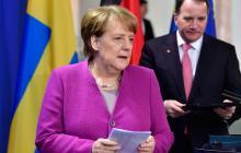 """""""No está en agenda de la UE un boicot al Mundial de Rusia"""": Merkel"""