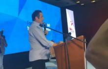 Vargas Lleras anuncia a Pinzón como su fórmula vicepresidencial